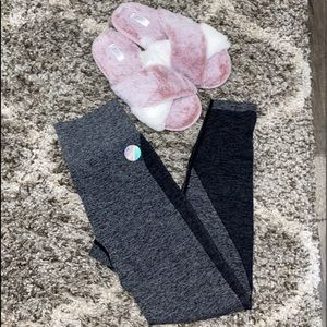 Leggings slipper bundle